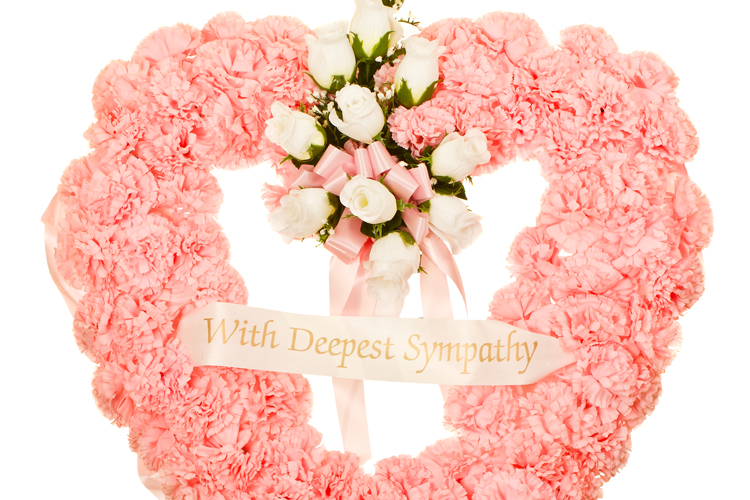 The meaning behind 8 different types of popular funeral flowers carnations are often used in funeral wreaths and standing sprays as with other flowers each of the colors has its own meaning the red shows affection and mightylinksfo