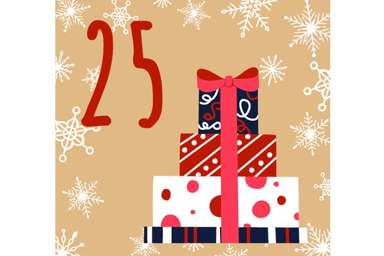 advent day 25
