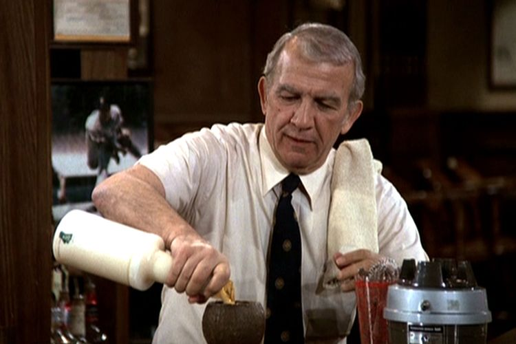 Coach from Cheers