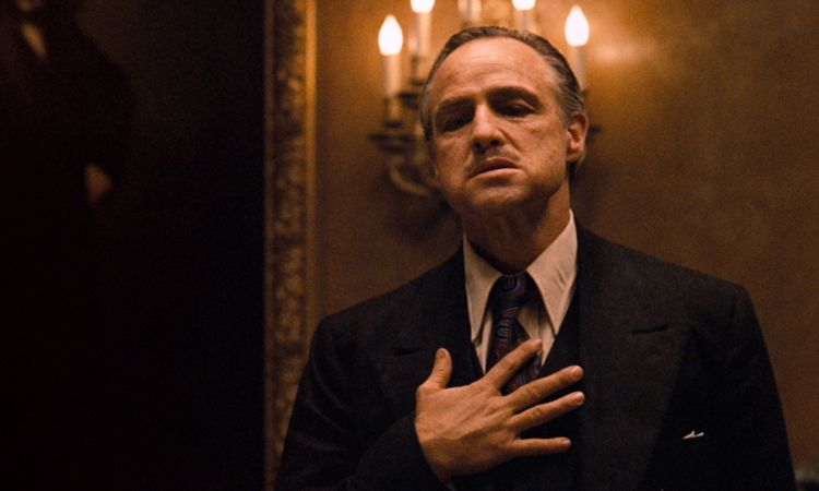 don vito corleone come here and reason together