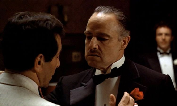 don vito corleone johnny fontane a real man