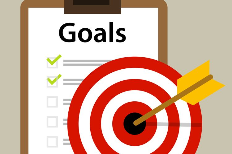 hitting your goals