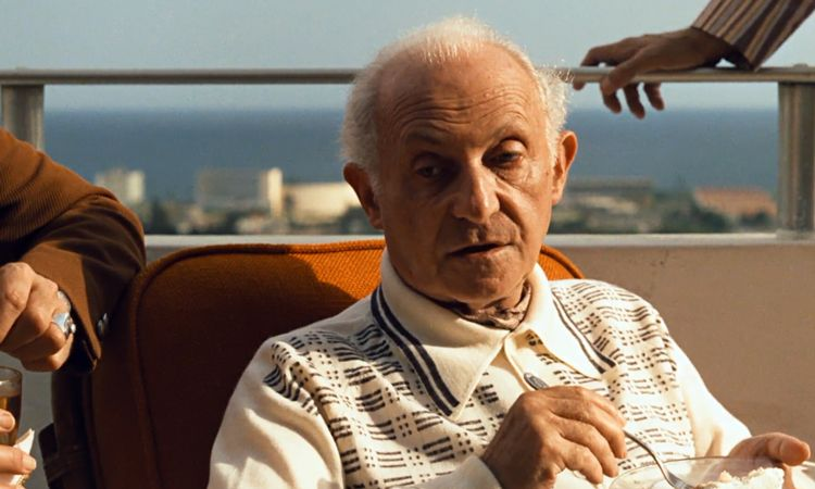 hyman roth dying of same heart attack for 20 years