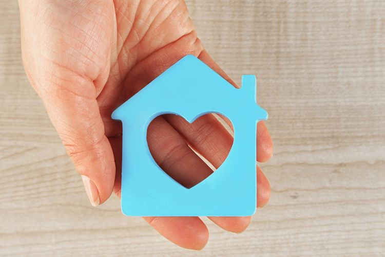 in-home care is where the heart is