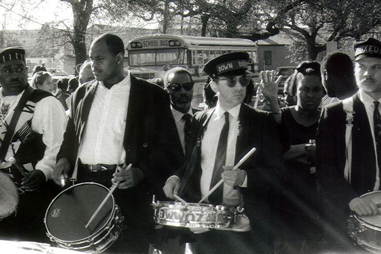jazz funeral new orleans