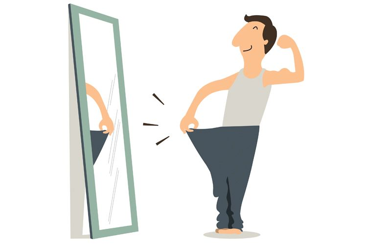 getting fit and losing weight
