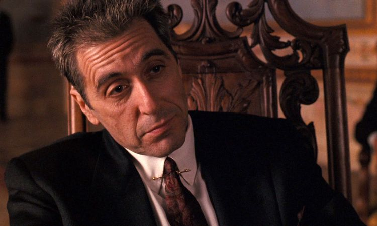 michael corleone money and friendship oil and water