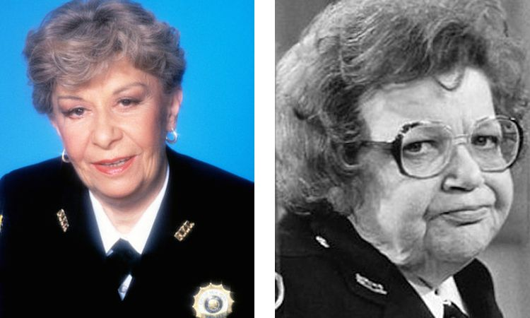 Selma and Florence from Night Court
