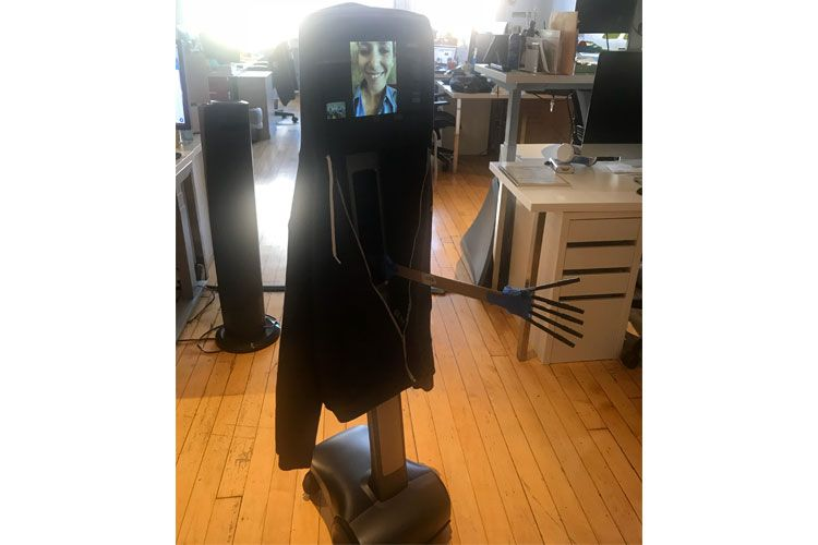 office robot