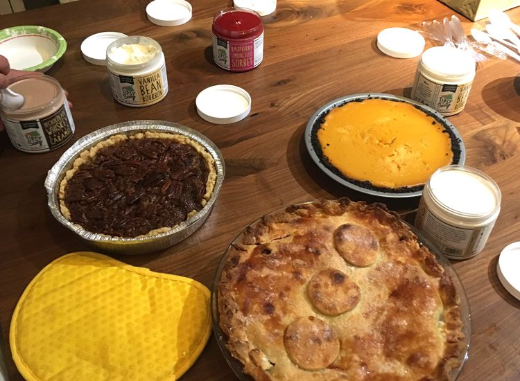 pie-off contest