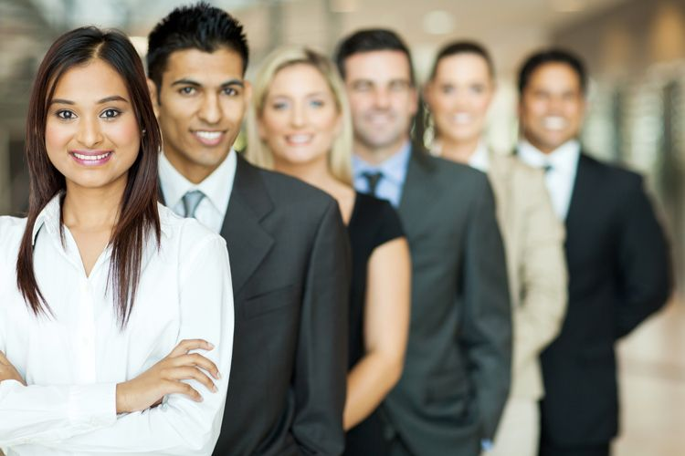 professional team of experts and advisors