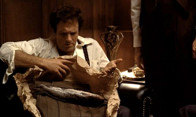 sonny corleone luca brasi sleeps with fishes