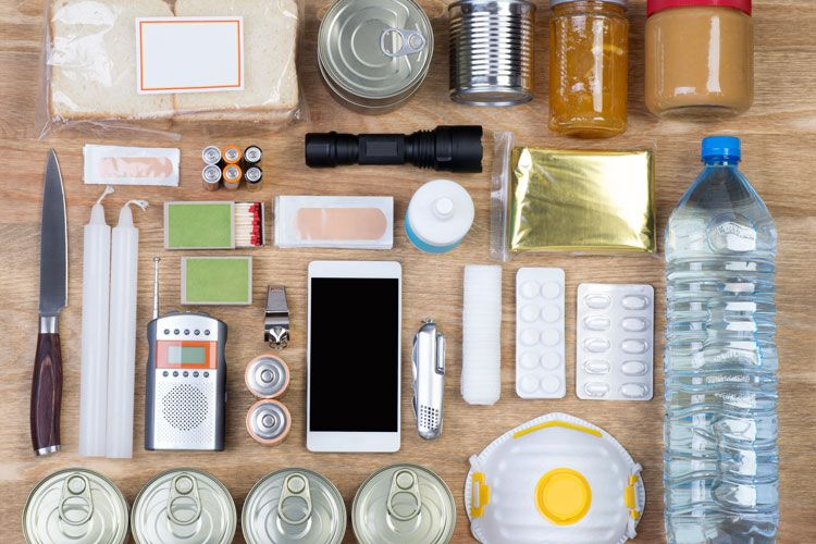 Supplies You Will Need In A Weather Emergency Or Power