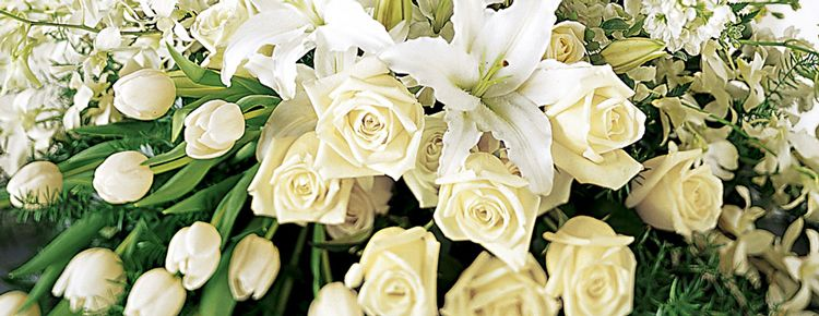 Types Of Funeral Flowers And Arrangements