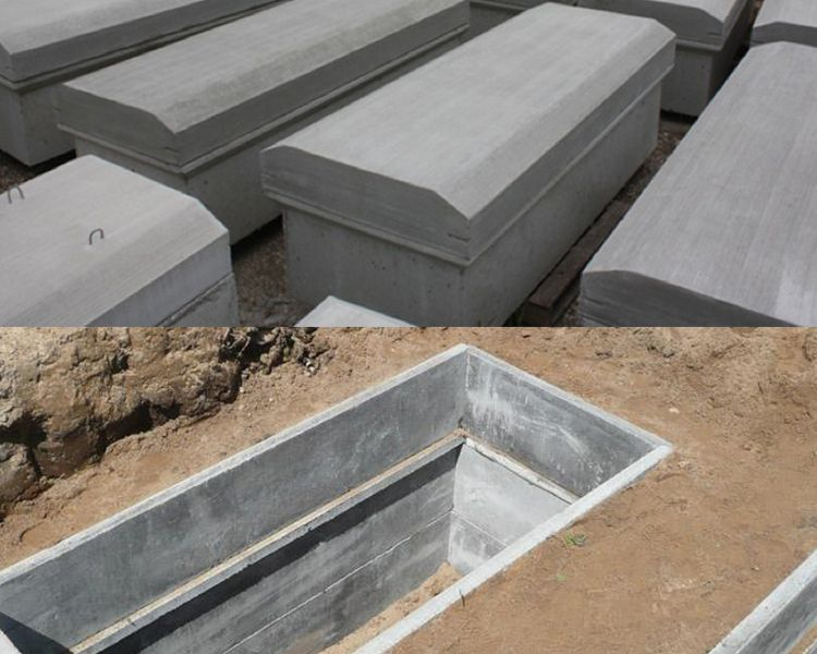 Concrete Burial Vault Forms : How to choose the right outer burial container