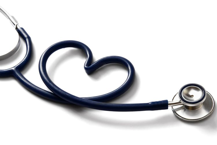 healthcare proxy stethoscope heart