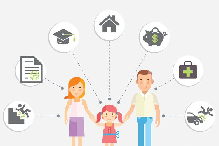 life insurance illustration