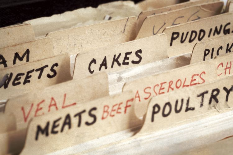 The Best Ways To Save Family Recipes And Why You Should Do This Today Everplans