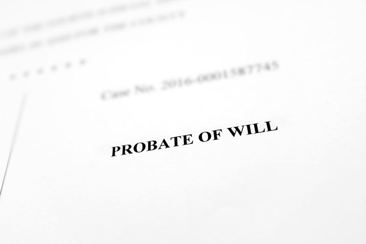 probate of will
