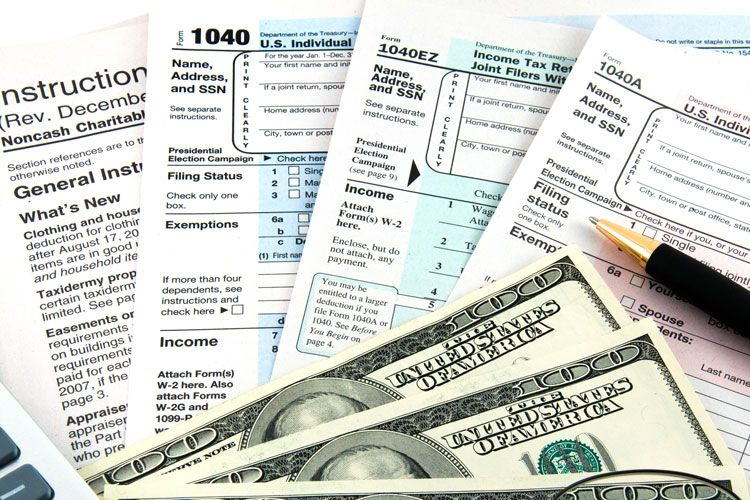 How To Pay Taxes On Behalf Of An Estate Everplans