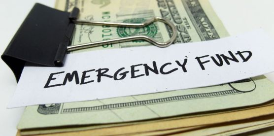 unexpected bills and emergency fund