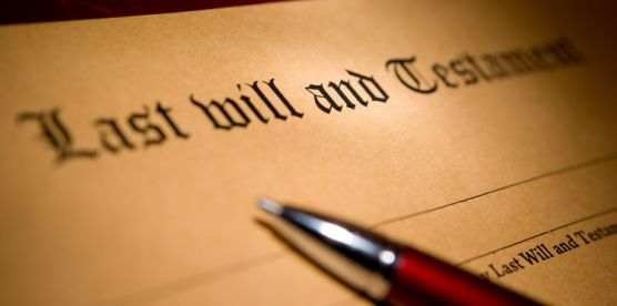 old fashioned last will