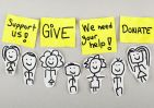How To Organize Donations In Your Name