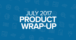 July 2017 Wrap Up