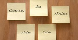 home utility postit notes