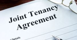 joint tenancy agreement