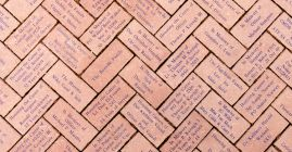 Memorial Bricks Gold Star Families (Credit Antwon McMullen / Shutterstock.com)