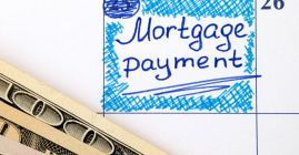 mortgage payment due