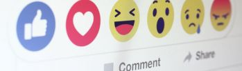 facebook reaction emjoiis