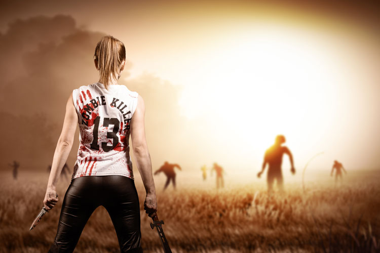 8 Things You Need To Prepare For A Zombie Apocalypse | Everplans
